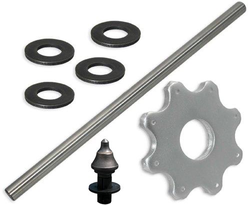concrete scarifier parts